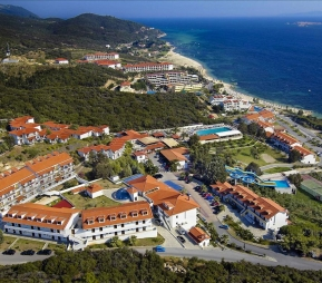 Aristoteles Holiday Resort & Spa 4*, Ouranoupoli